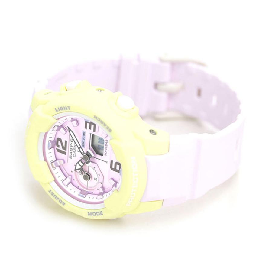 Đồng hồ nữ dây nhựa Casio Baby-G chính hãng BGA-230PC-9BDR