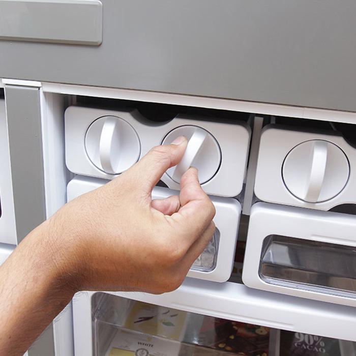 Tủ Lạnh Sharp Inverter 556L SJ-FX630V-ST - Chỉ Giao tại Hà Nội