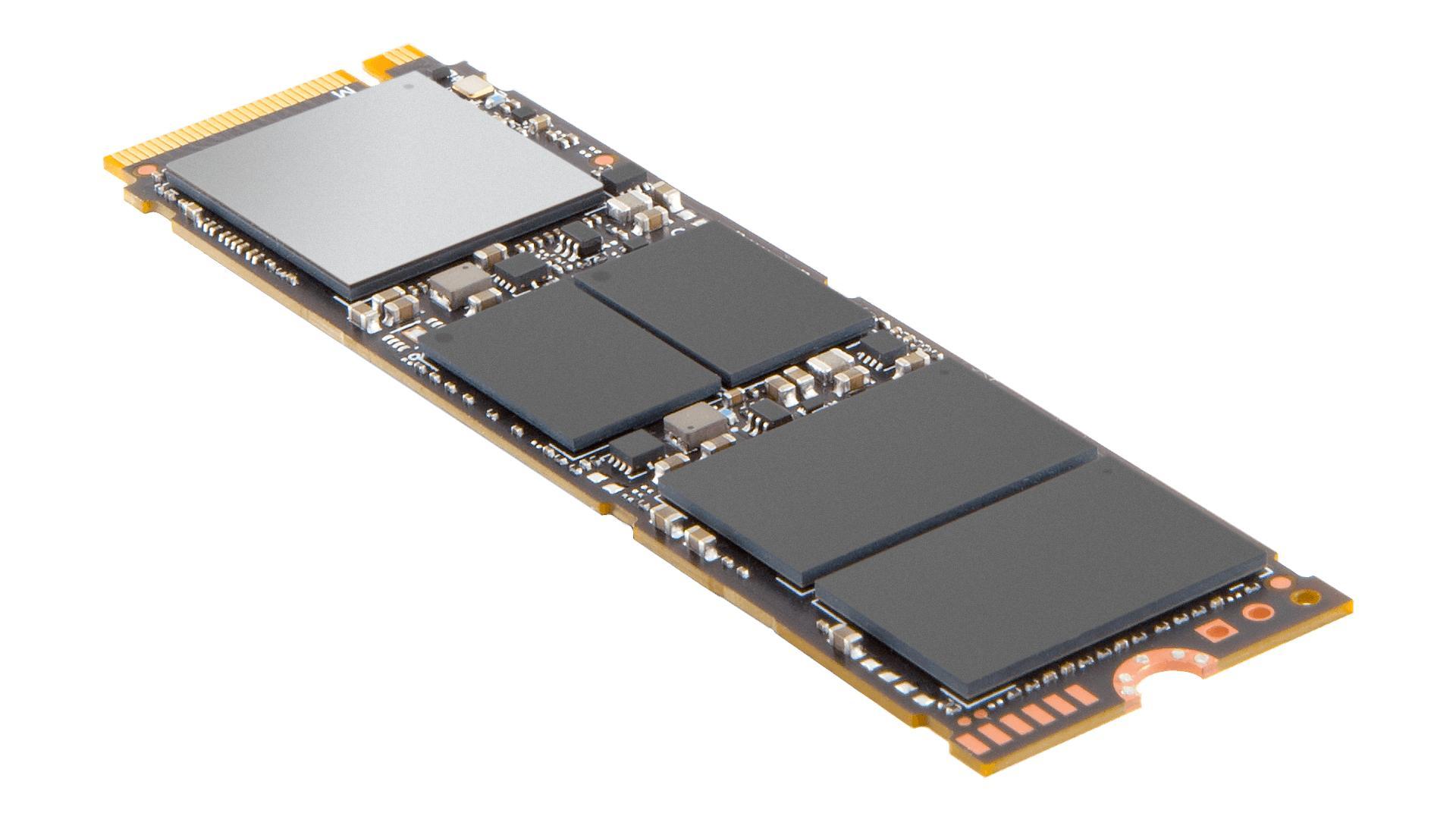 Ổ Cứng SSD Intel 760P NVMe M.2 2280 (512GB) - Hàng Nhập Khẩu