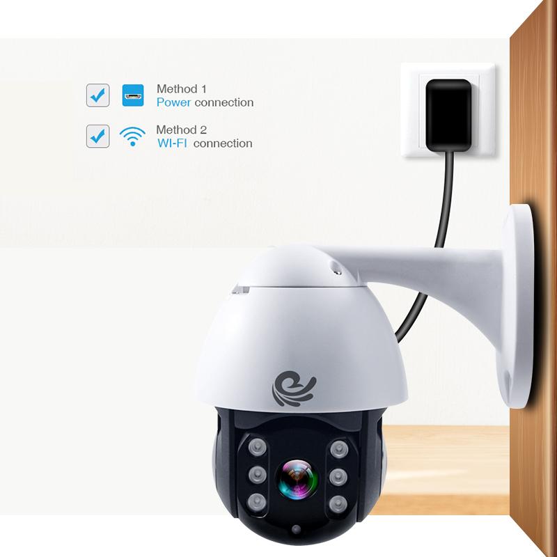 Camera Ip - Camera Wifi CareCam Ngoài Trời Xoay Theo Chuyển Động 2.0Mpx 1080 FULL HD / HD - Chính Hãng