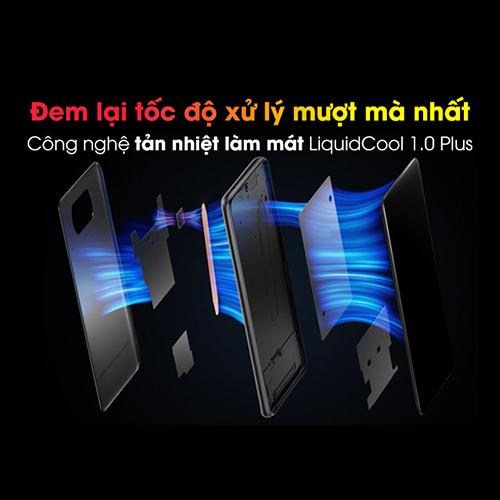Hình ảnh Điện thoại Xiaomi POCO X3 - Hàng Chính Hãng