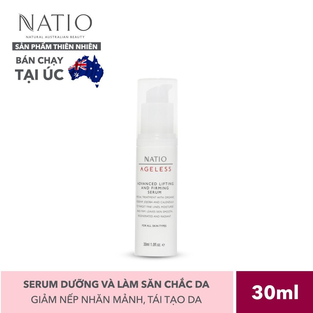 Serum Dưỡng Và Làm Săn Chắc Da Natio Ageless Advanced Lifting and Firming Serum 30ml
