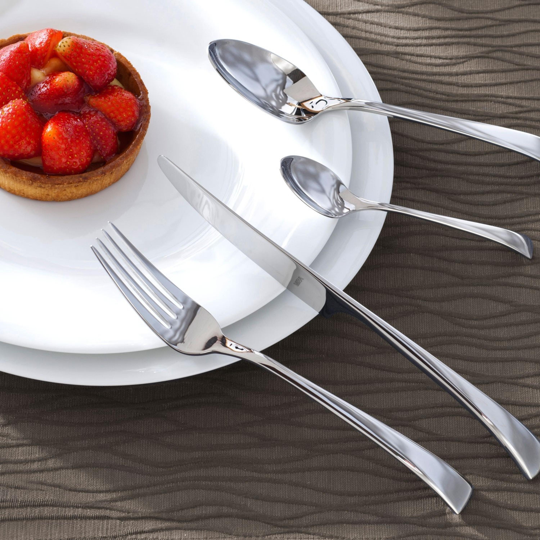 Bộ 6 Nĩa Vừa Phụ Kiện Bàn Ăn Inox 304 18/10 Bouscoe Stainless Steel 304 18/10 Set 6 PCS Dessert Fork