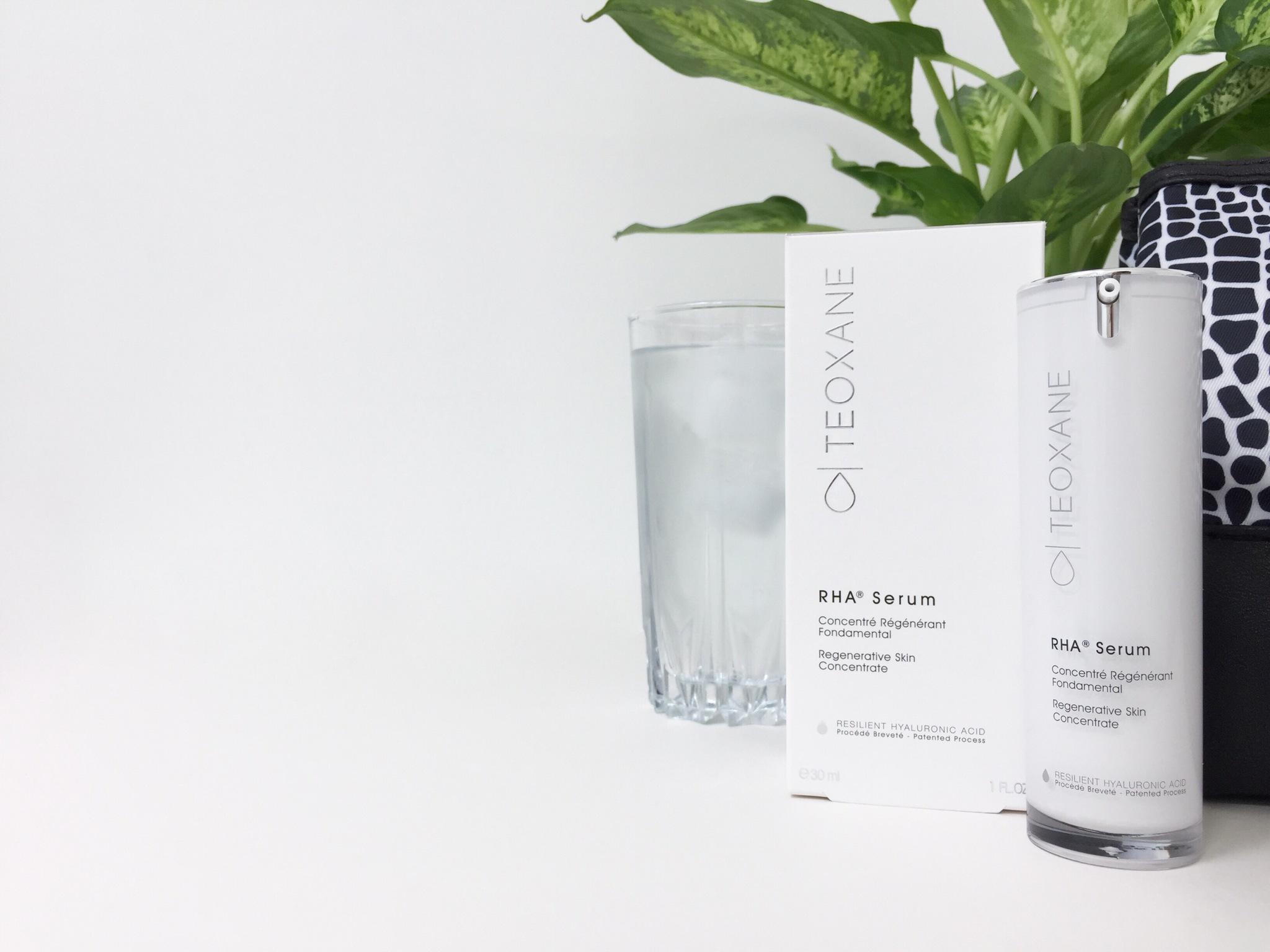 Serum dưỡng ẩm và trẻ hóa da Teoxane RHA Serum 30 ml
