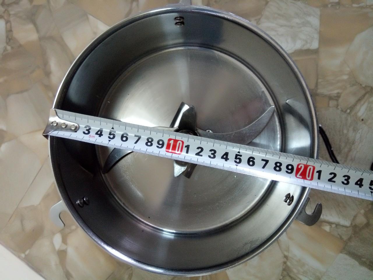 Máy xay dược liệu loại 1.5kg