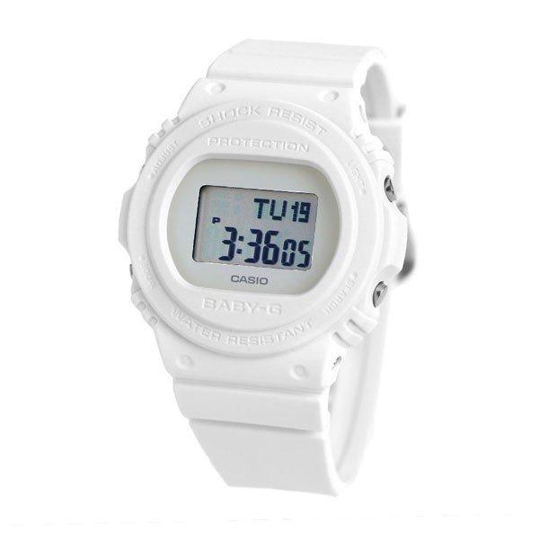 Đồng hồ nữ dây nhựa Casio Baby-G chính hãng BGD-570-7DR