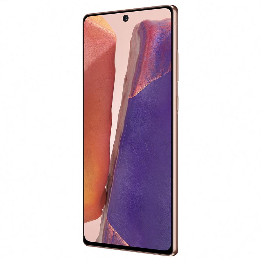 Hình ảnh Điện Thoại Samsung Galaxy Note 20 (8GB/256GB) - ĐÃ KÍCH HOẠT BẢO HÀNH ĐIỆN TỬ - Hàng Chính Hãng