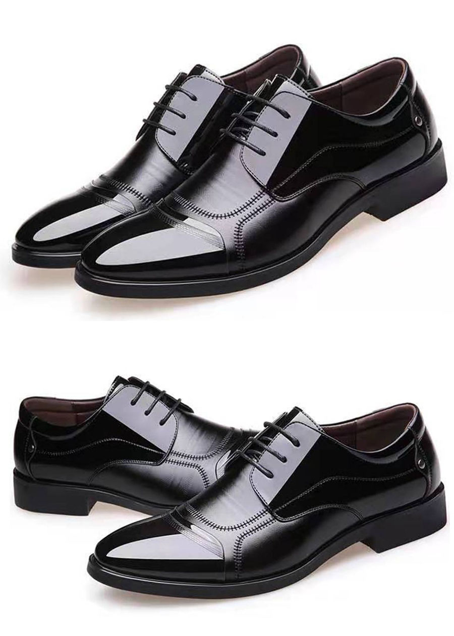 Giày Da GTN-10 - Giày Tây Nam Đẹp - Giày Công Sở Nam - Kiểu Dáng Sang Trọng, Lịch Sự, Phong Cách Quý Ông Lịch Lãm.