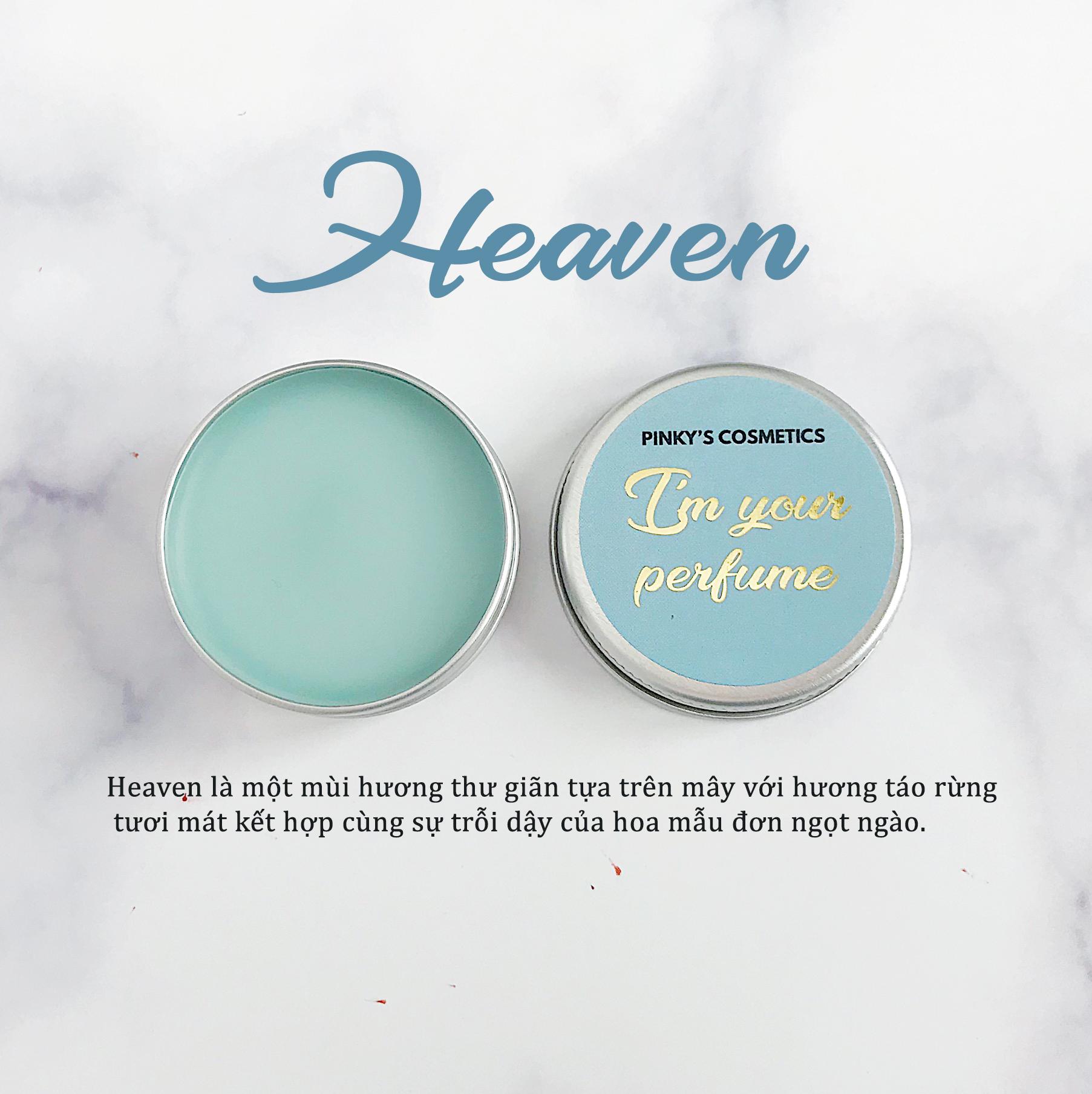 Nước Hoa Khô PINKY'S - mùi Heaven