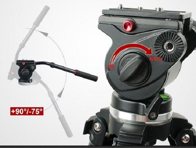 Chân máy quay JY0509A