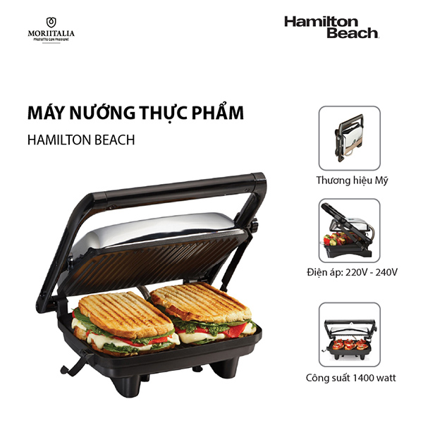 Máy Nướng Bánh Hamilton Beach 25460-IN