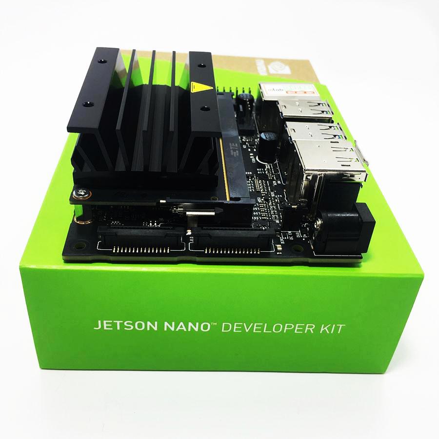 Máy tính nhúng NVIDIA Jetson Nano Developer Kit, Small AI Computer - Hàng  Chính Hãng - Máy tính nhúng - Kit phát triển Thương hiệu nVIDIA    SieuThiChoLon.com