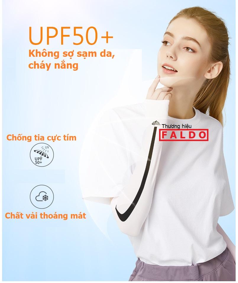 Găng Tay Thể Thao Chống Nắng | Chống UV | UPF50+ | Thế Hệ Mới