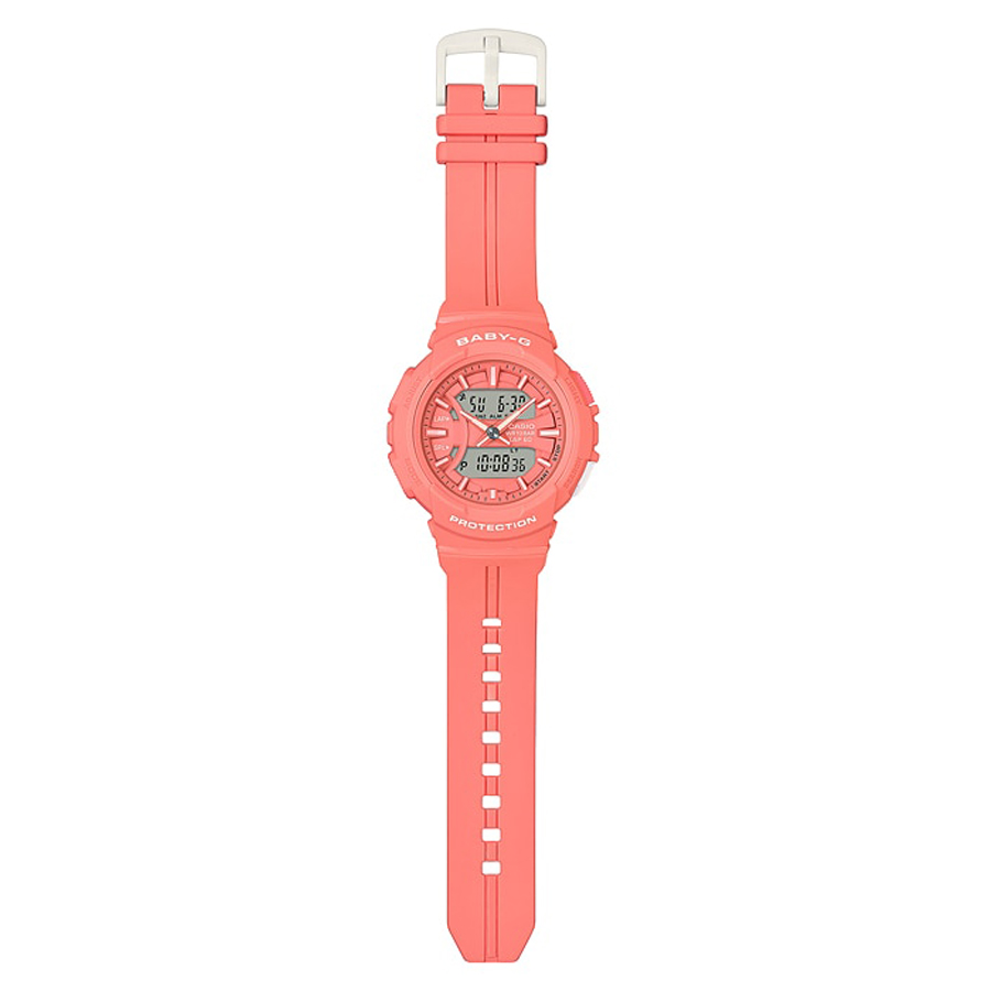 Đồng hồ nữ dây nhựa Casio Baby-G chính hãng BGA-240BC-4ADR