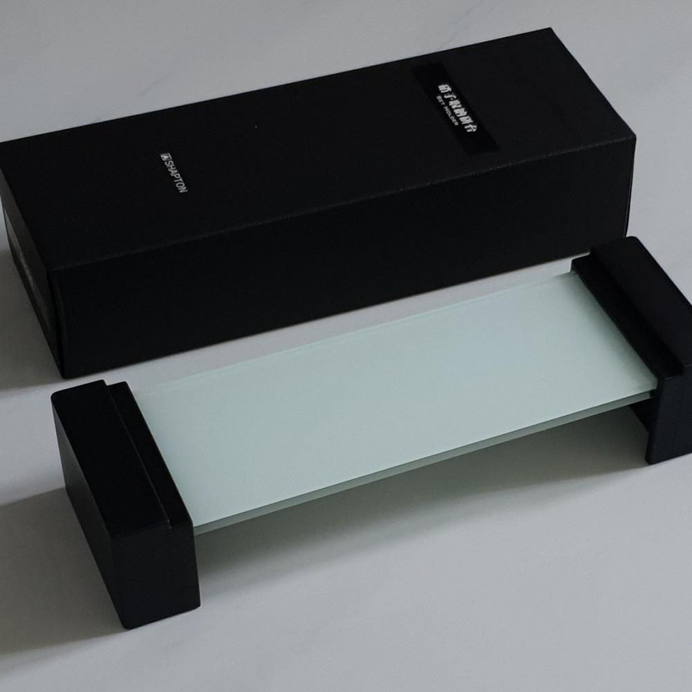 Bộ kẹp và lưu trữ đá mài Shapton Glass