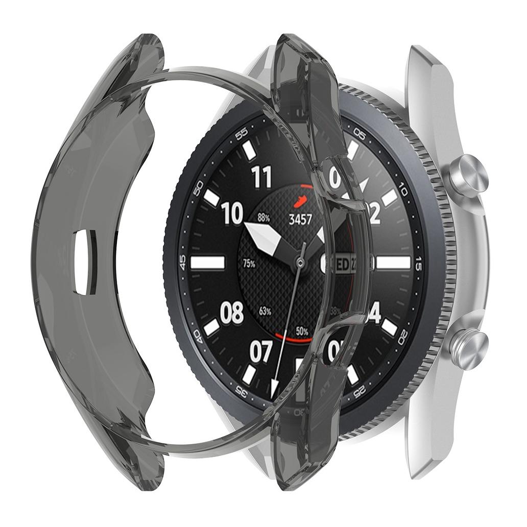 Ốp Silicon TPU Color chống va đập cho Samsung Galaxy Watch 3 41mm / 45mm