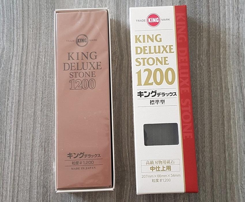 Đá mài dao King Deluxe No.1200