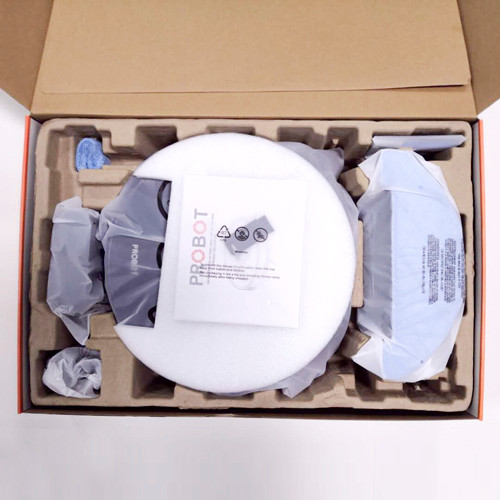 Robot Hút Bụi Lau Nhà Probot Nelson A9, Công Suất 2700Pa, Dung Lượng Pin 5200mAh, Công Nghệ Định Vị NAVI Laser, Độ Ồn 55dB, Thích Hợp Diện Tích 120 - 180 m2 - Hàng Chính Hãng