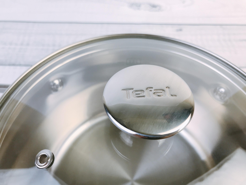 Bộ nồi inox Tefal Simpleo B907S644 3 món (2 nồi 1 quánh) - Thiết kế từ Pháp với inox 304 cao cấp - Hàng chính hãng