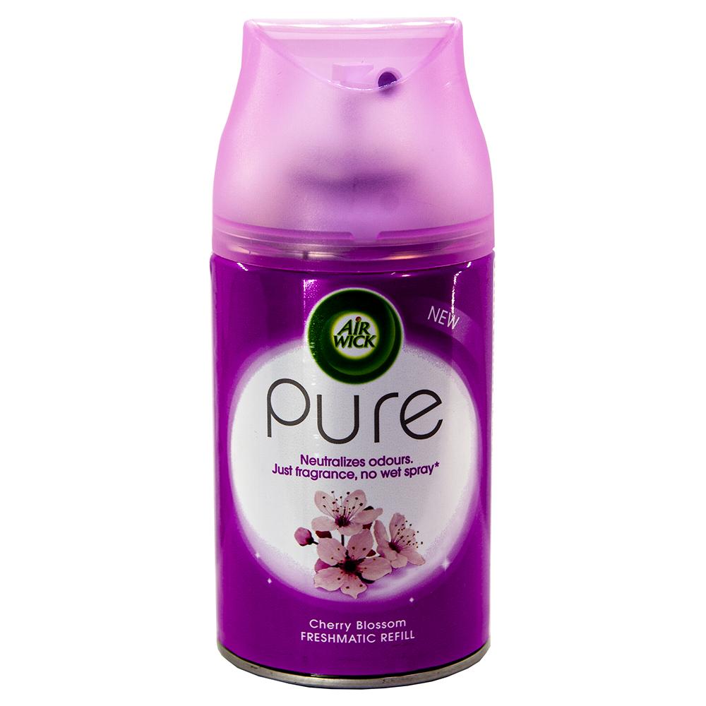 Bình xịt tinh dầu thiên nhiên Air Wick Cherry Blossom 250ml QT00024 - hoa anh đào