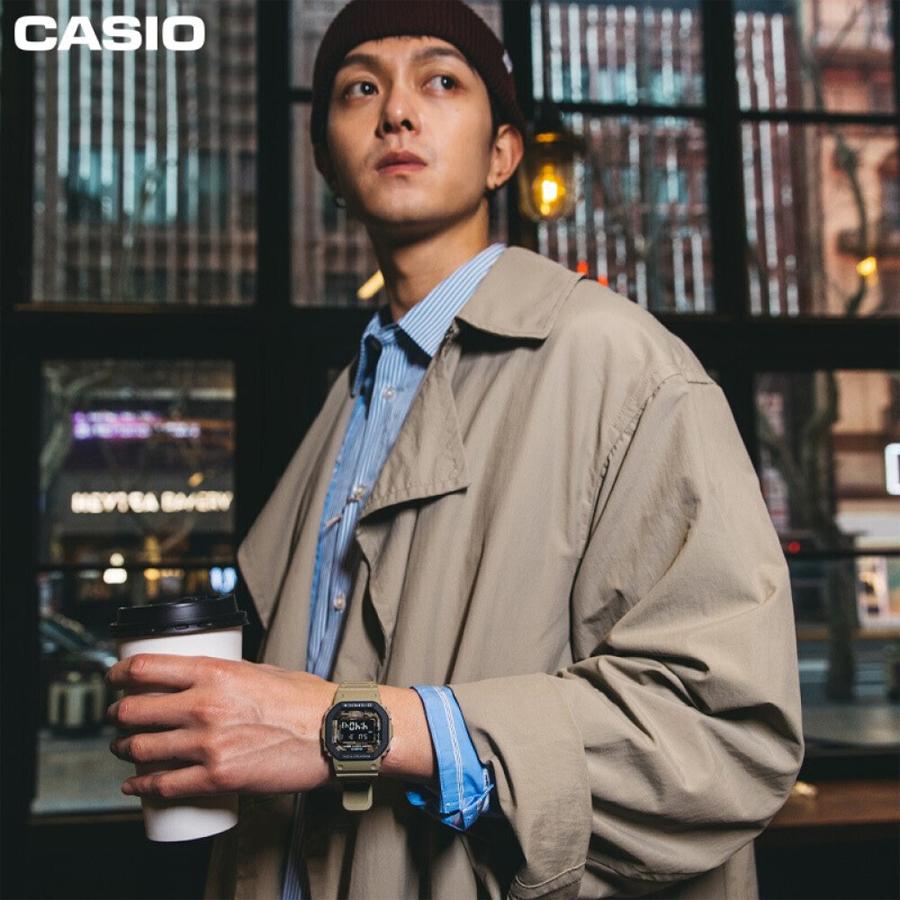 Đồng hồ nam dây vải Casio G-Shock chính hãng DW-5610SUS-5DR