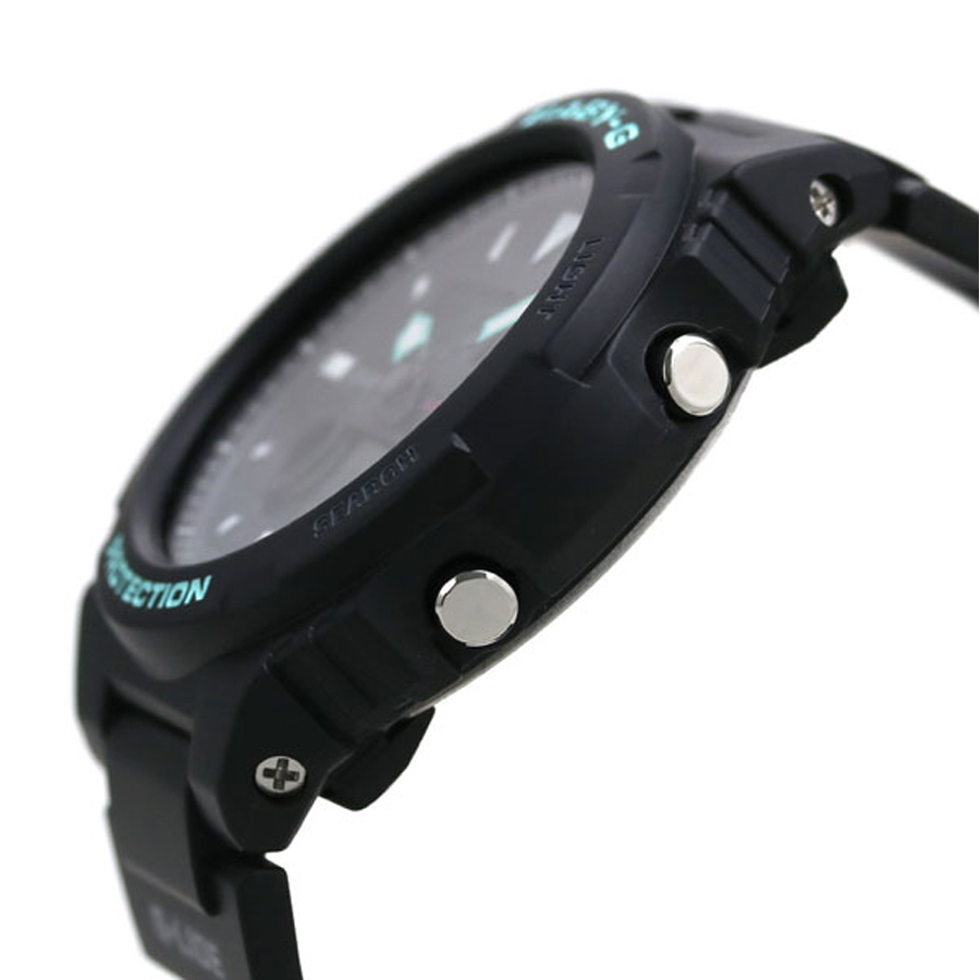 Đồng hồ nữ dây nhựa Casio Baby-G chính hãng BAX-100-1ADR