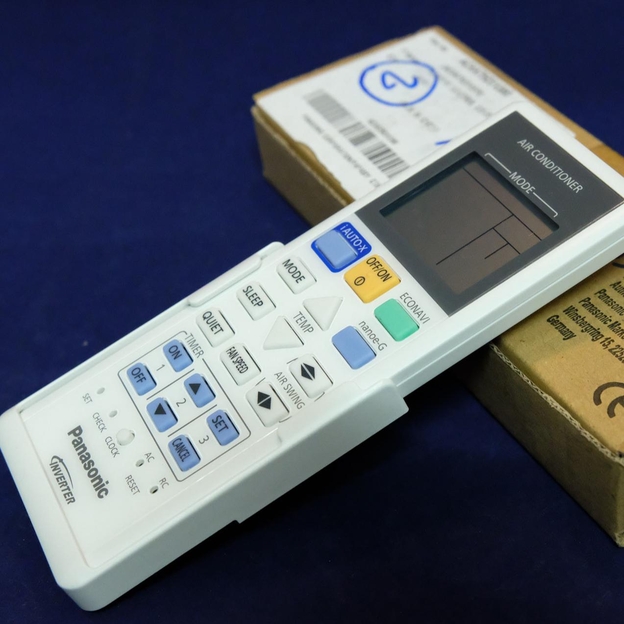 Điều khiển điều hoà Panasonic Model CS-U9SKH-8-Hàng chính hãng