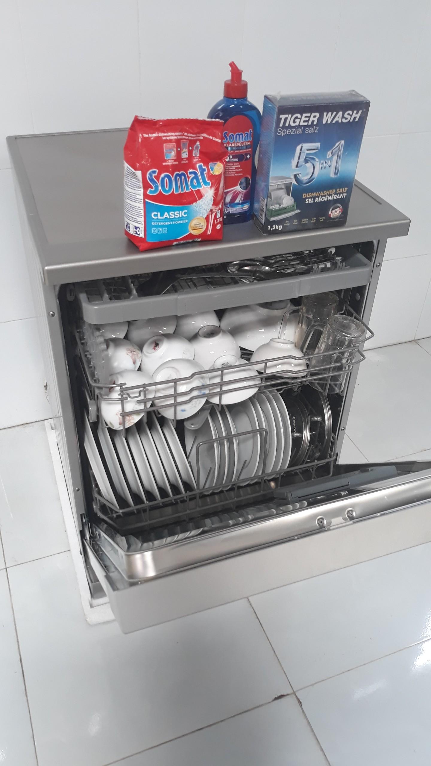 Máy rửa chén bát Galanz W60F14T - Hàng Nhập Khẩu