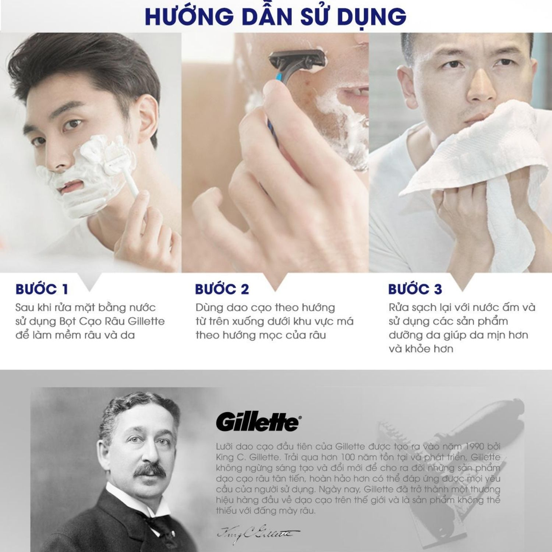 Dao Cạo Râu Gillette SkinGuard 2s