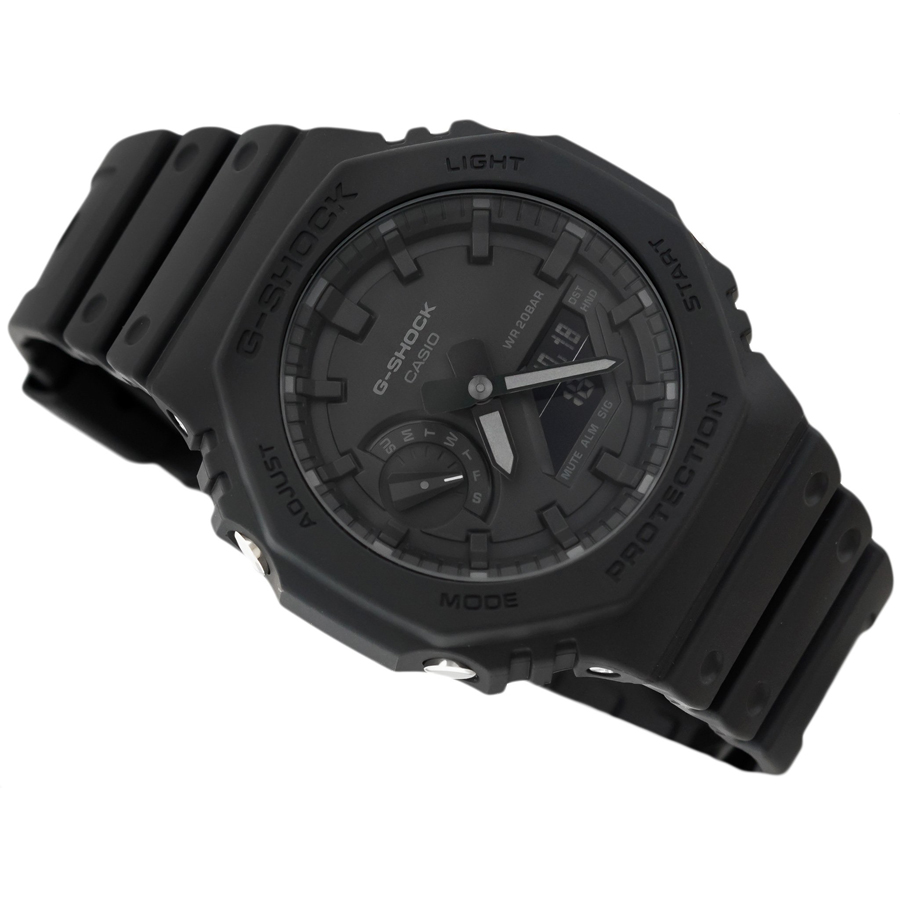 Đồng hồ nam dây nhựa Casio G-Shock chính hãng GA-2100-1A1DR