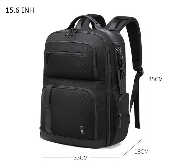 Ba lô thông minh đa năng siêu cao cấp nam phong cách mới chứa laptop 15,6 inh