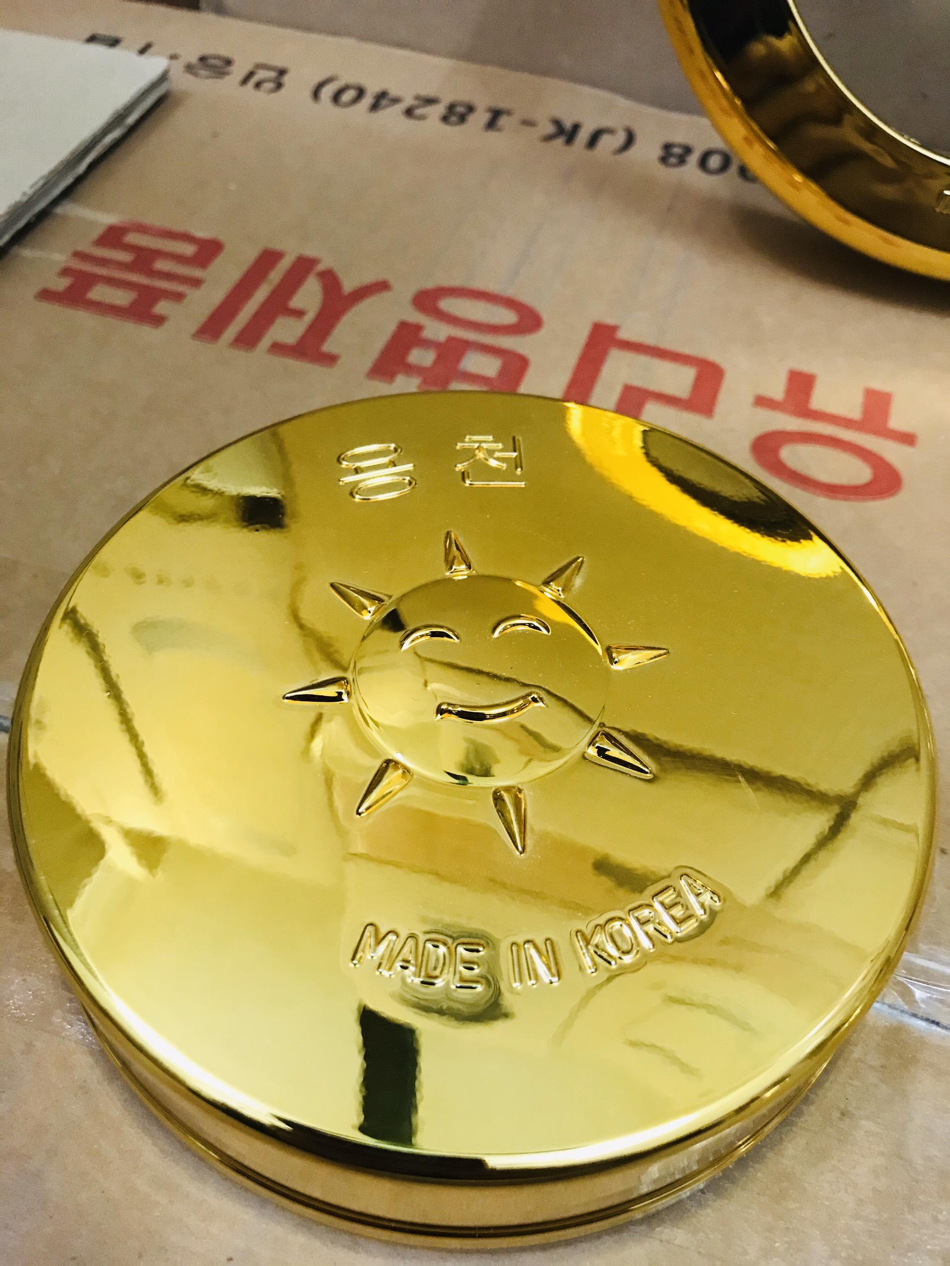 Bình Thủy Tinh Ngâm Rượu Hàn Quốc 11L - Bình Hình Trụ