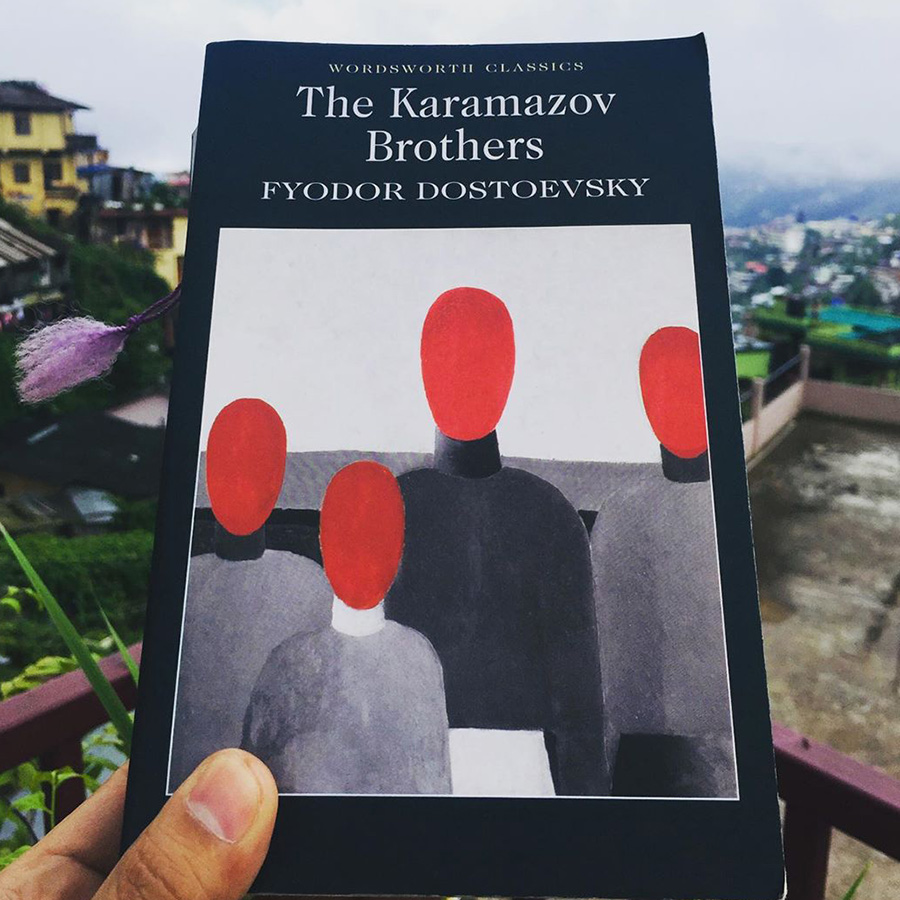 Wordsworth Classics : The Karamazov Brothers (Translated by Constance Garnett)
