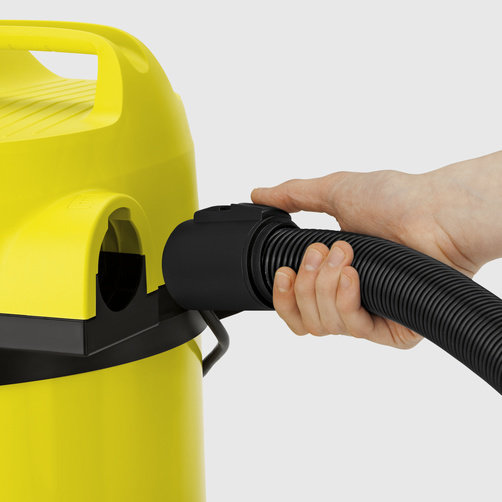 Máy hút bụi khô & ướt cao cấp Karcher WD 3 Premium - Hàng chính hãng