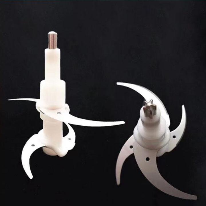 Lưỡi dao kép của xay thịt dung tích 3 lít cối INOX (chiều cao 13cm)