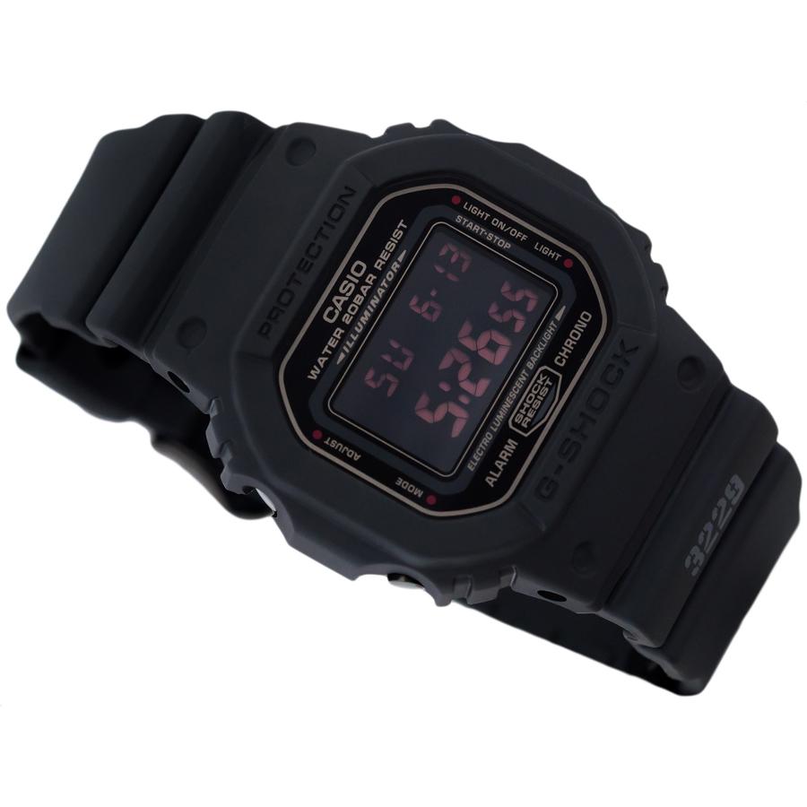 Đồng hồ nam dây nhựa Casio G-Shock chính hãng DW-5600MS-1DR
