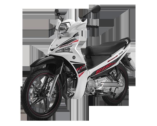 Xe Máy Yamaha Sirius Fi Vành Đúc - Trắng 2019