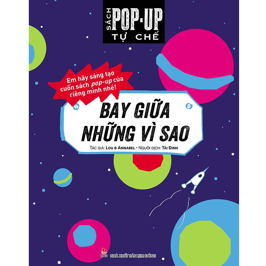 Sách Pop Up Tự Chế: Rạp Xiếc Vui Nhộn