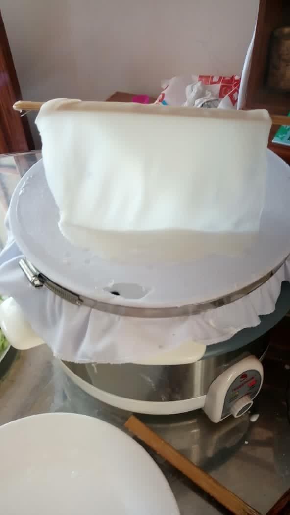 Bộ Khung Vải Bánh Cuốn