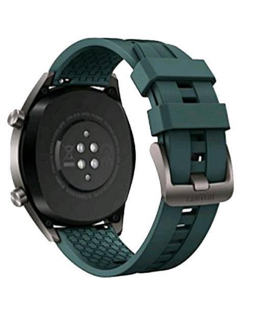 Đồng Hồ Thông Minh Huawei Watch GT Active Edition | Pin Liên Tục 2 Tuần | Theo Dõi Sức Khỏe | Hàng Chính Hãng - Xanh Đậm