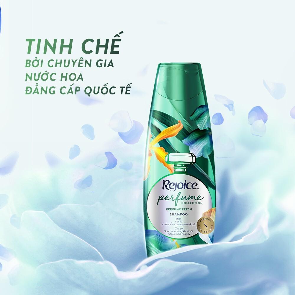Dầu Gội Rejoice Fraya Hương Hoa Lily 650 ML
