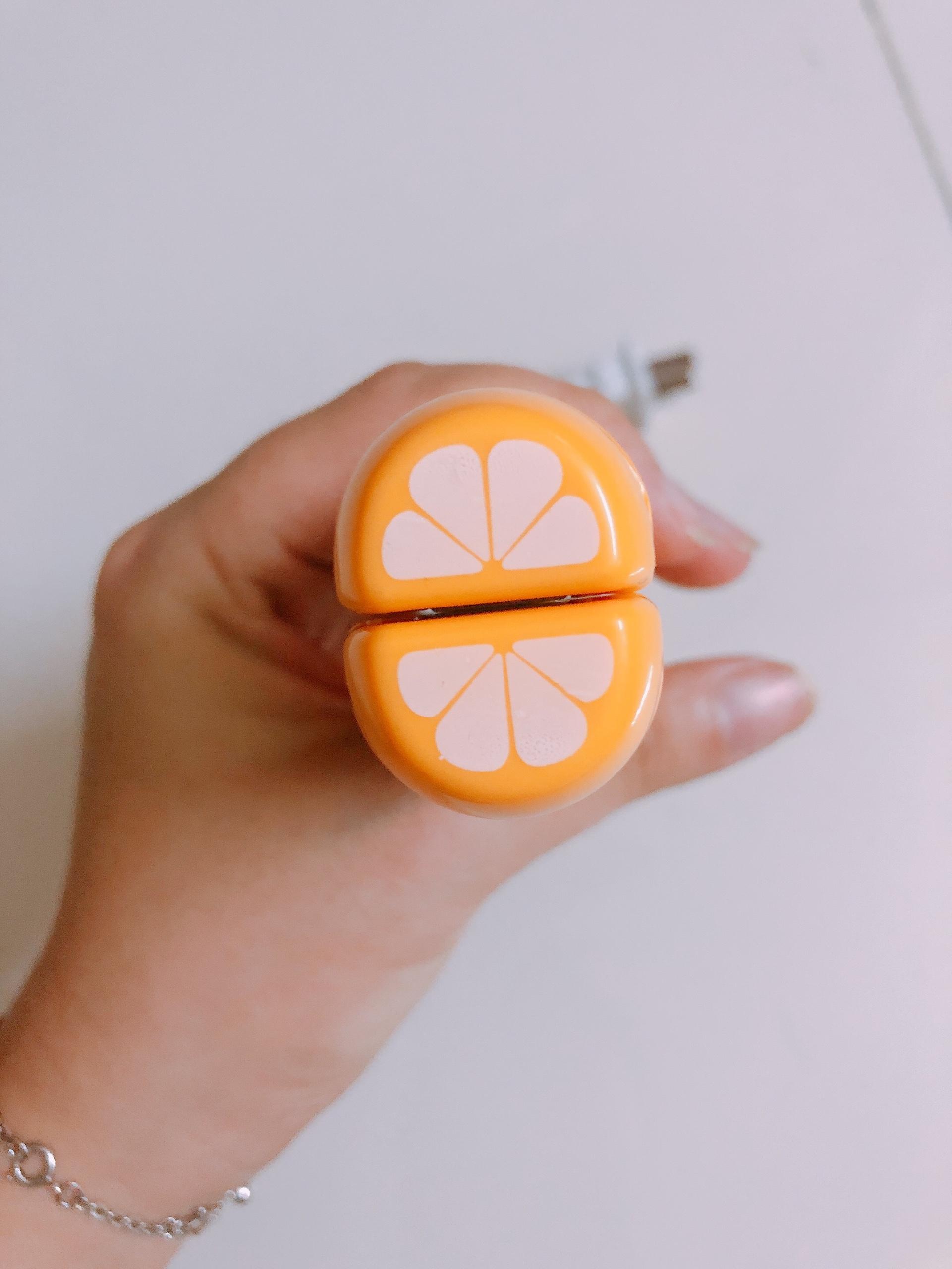 Máy làm tóc mini 2 trong 1 (uốn + duỗi) siêu xinh KM  Summer Fruit - màu sắc giao ngẫu nhiên