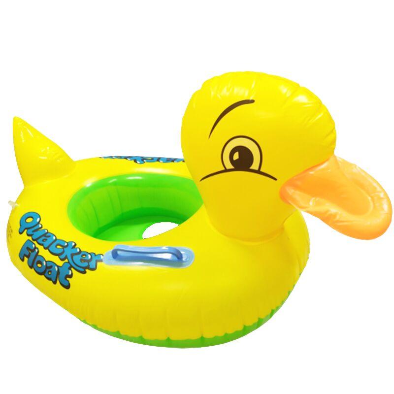 Phao Bơi Trẻ Em xỏ chân Sportslink - Hình Con Vịt