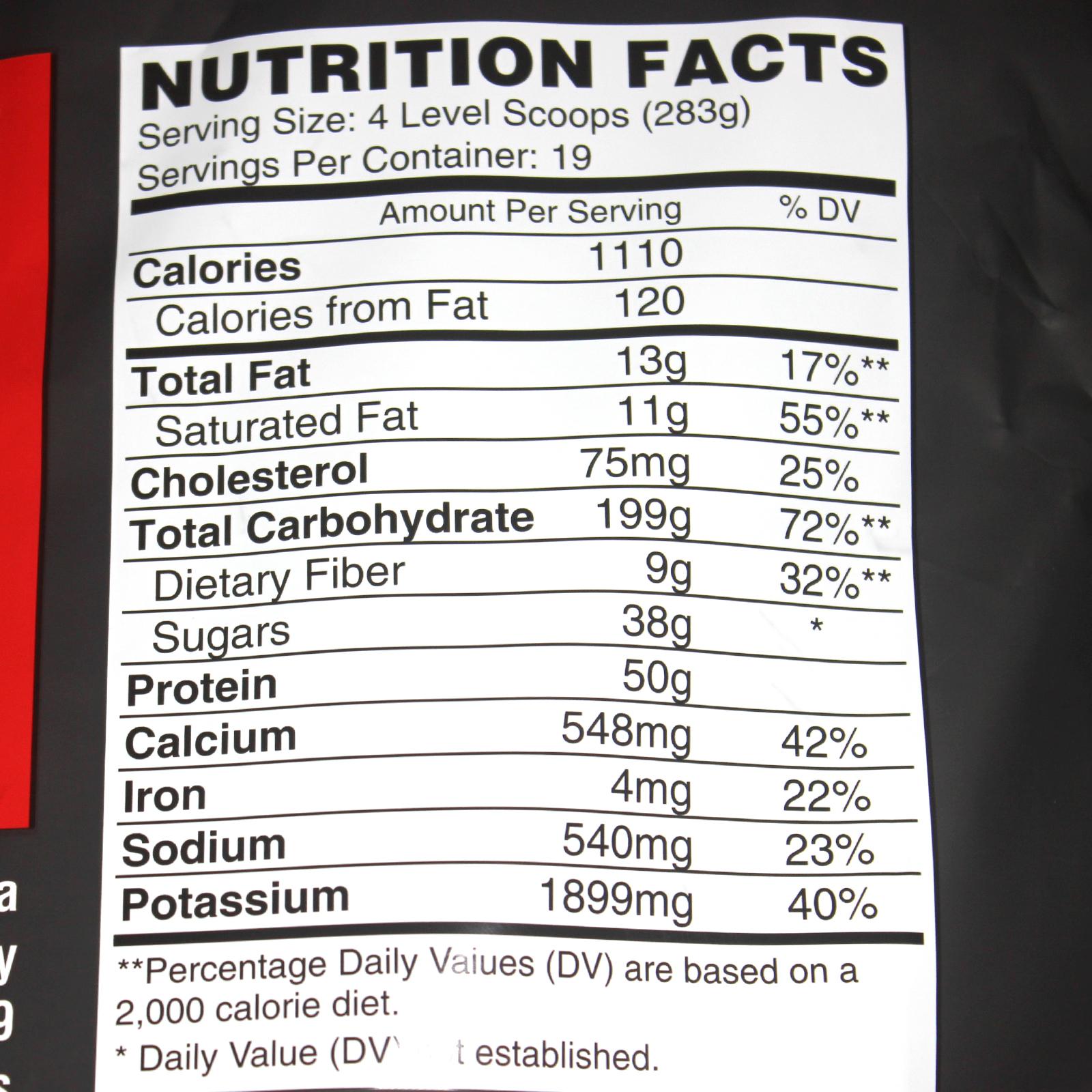 Combo Sữa tăng cân tăng cơ Mass Infusion của Nutrex hương Chocolate bịch lớn 5.45 kg hỗ trợ tăng cân, tăng cơ cho người gầy kén ăn, khó hấp thụ thức ăn tự nhiên & Áo Gym Đen size S (47kg-57kg)