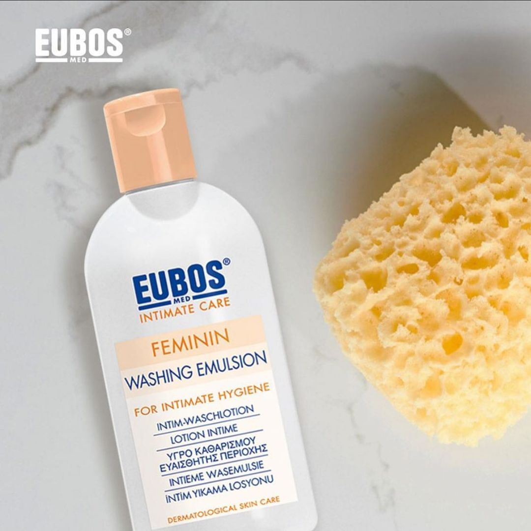 Dung dịch vệ sinh phụ nữ EUBOS Feminin Washing Emulsion (200ml)