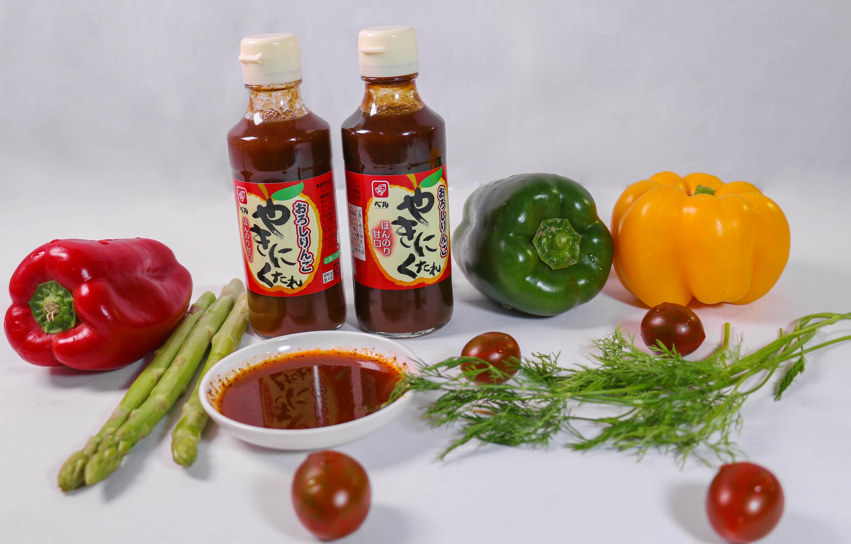 Nước Chấm Thịt Nướng Vị Táo Nghiền Bell Foods Nhật Bản (225g)