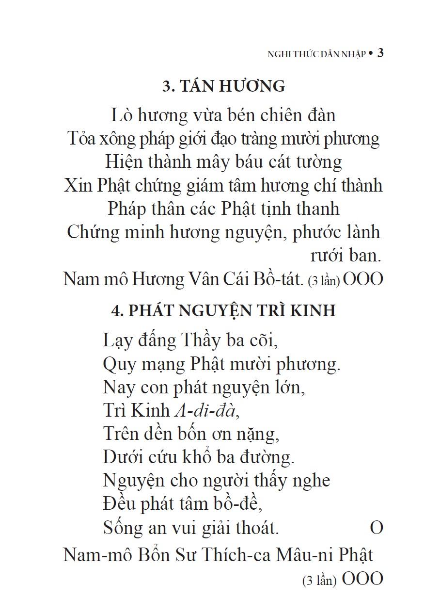 Kinh A Di Đà (Tái bản 2019)