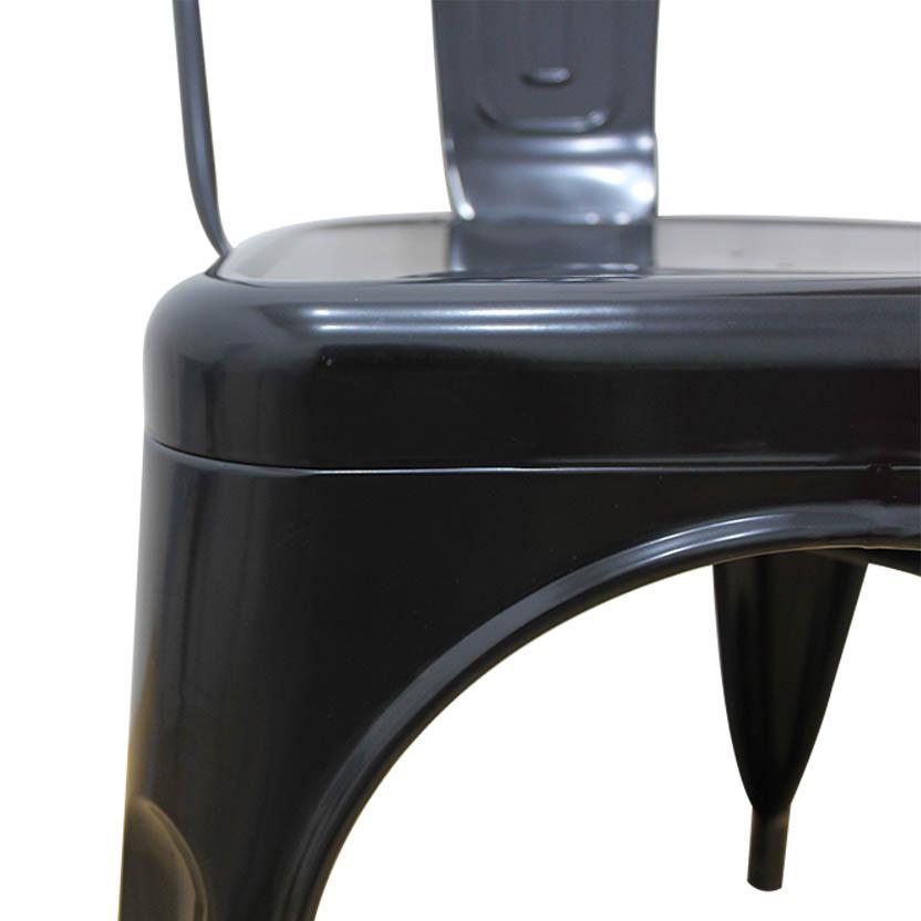 Ghế sắt Tolix lưng cao Furnist