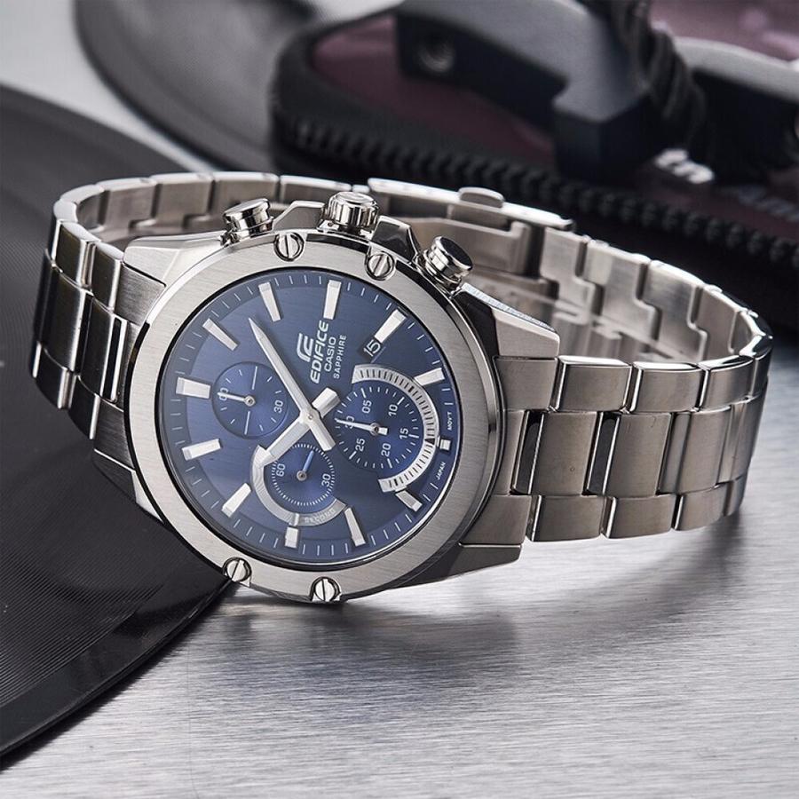 Đồng hồ nam dây kim loại Casio Edifice chính hãng EFR-S567D-2AVUDF