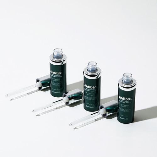 Tinh chất Ampoule Da Dầu Mụn Hàn Quốc Antibac 30ml